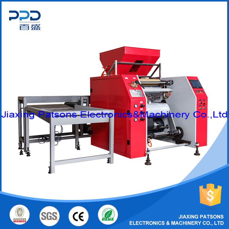 High Speed Fully Automatic Rewinding Machine for Stretch Film